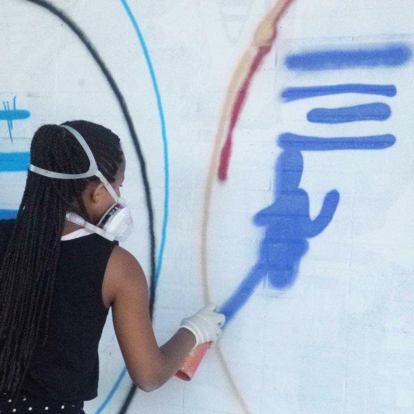 KUBO Graffiti