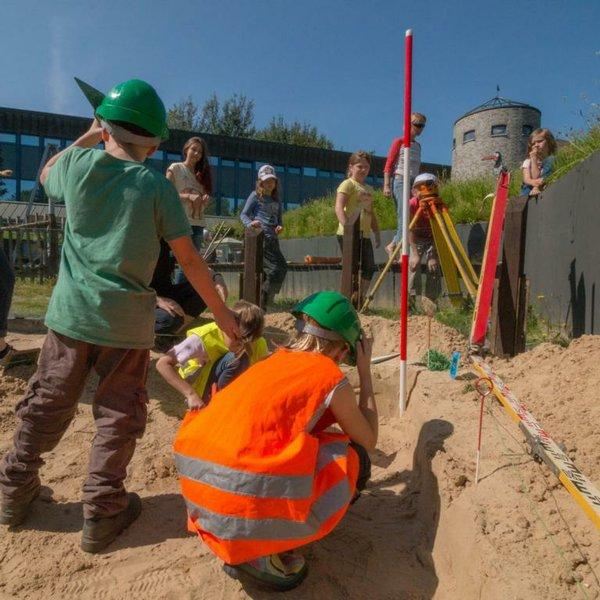 Kinder-Uni: Dig it – Archäologie live