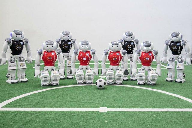 B-Human RoboCup WM
