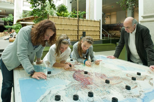 Übersee Museum Familien